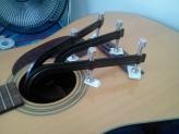Acoustic bridge reglue