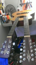 Not many times you see a double neck Yairi